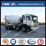 Camion del miscelatore del calcestruzzo/cemento dell'emissione 8*4 di JAC Euro2/3/4/5