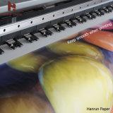 90GSM 100GSMのポリエステル織物1.6mのための古典的な昇華転写紙の印刷紙