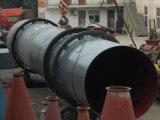 El secador rotatorio del limo, convierte el secador en escoria rotatorio con precio competitivo