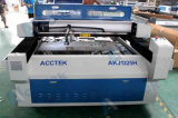 Автомат для резки лазера CNC алюминия/латунное машинное оборудование Akj1325h вырезывания лазера