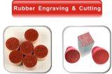 China-Laser-Ausschnitt und Gravierfräsmaschine