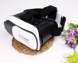 Glaces populaires du virtual reality 3D Vr de cadre de Vr pour Smartphone avec le traitement de Bluetooth