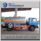 10000L - carro del LPG de la marca de fábrica de 15000L Rhd LHD China