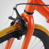 """velocidade alaranjada da bicicleta da estrada de 27 """" bicicleta fixa de Fixie da engrenagem Fixie da PRO única"""