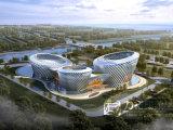 Het buiten Model Teruggeven van Architectual van het Ontwerp van Proces Woderful