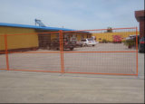 Rete fissa portatile della costruzione/rete fissa provvisoria arancione della costruzione (fabbrica)
