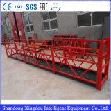 De Gondel van de Lift van het Platform Zlp630/800 van het Werk van de Fabriek van Shandong