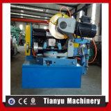 Вырезывание металла увидело, что производственная линия труб квадрата утюга машинного оборудования свернула формирующ машину