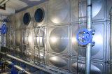 De Tank van het Drinkbare Water van het roestvrij staal/de Tank van het Water SMC