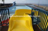물 수영장 섬유유리 단 하나 관 물 미끄럼 (ZC/WS/UF)