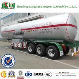 De bidon camion-citerne de large volume de LPG de bas de page semi