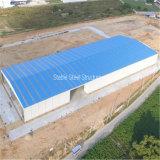 Prefabricated 강철 프레임 금속 저장 건물