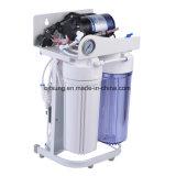 Система RO 5 этапов с стальным фильтром воды манометра полки
