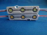 Módulo 3LEDs injetado diodo emissor de luz da alta qualidade 5054 para anunciar a letra