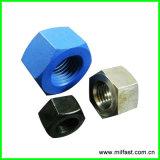 Porcas Hex pesadas de ASTM A563/A194