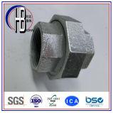 Instalaciones de tuberías del hierro maleable del NPT 150lbs 300lbs