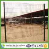 안핑 공장 프라이버시 정원 도난 방지 시스템 창 최고 옥외 강철 담