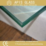 Vidrio de ventana de cristal claro de /Float /Tempered/Toughened de la seguridad