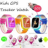 Qualität GPS-intelligente Uhr für Kinder mit GPRS+GSM+Lbs+GPS