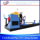 3-Axis круглый автомат для резки CNC трубы