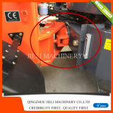 Mini caricatore della rotella di Zl15-1.5ton con il Disco-Freno