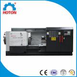 CNC para campos petrolíferos torno / CNC Torno roscado de tubos Máquina QK1327