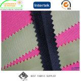 Der überzogene Polyurethan imprägniert Markierungsfahnen-Gewebe 100% des Polyester-600*600d