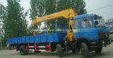 10 Tonnen-Hochkonjunktur-Kran-LKW-gerader Arm-Kran für Verkauf