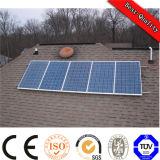 Изготовление панели солнечных батарей высокого качества TUV Ce IEC поли Mono
