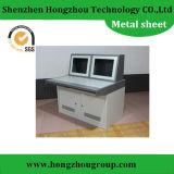 Gabinete do equipamento de fabricação de chapa metálica quente