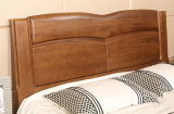 Camas matrimoniales modernas de la cama de madera sólida (M-X2263)