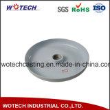 OEM del diámetro 1.4meter que hace girar la cortina de lámpara hecha girar del LED