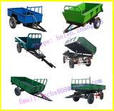 Neuer europäischer Art-Schlussteil-Bauernhof-Maschinerie-Traktor eingehangen, Schlussteil ausgebend
