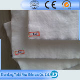 Tissu non tissé thermiquement collé de géotextile