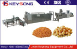 Twin Screw Core Filling Puffed Corn Snacks Extrusora de alimentos Máquina