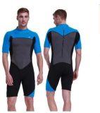 Износ Wetsuit&Sport неопрена быстро сухой короткой втулки цельный