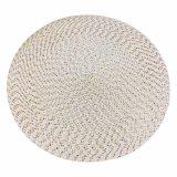 Gift 100% van Kerstmis Polyester Geweven Mat voor Tafelblad en Decoratie