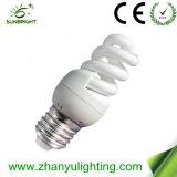 11-26W Spiral CFL Bulb con CE RoHS