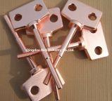Deel van de draaibank, CNC Draaiend Deel, het Deel van de Precisie met Aluminium/Messing/Roestvrij staal/Deel van het Smeedstuk van het Staal/Industrieel Bevestigingsmiddel Ts16949
