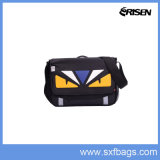 Popular Poliéster Sports Travel Gym Shoulder Duffle Bag para basquete