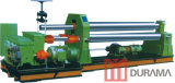 W11X (NC/CNC) - гибочная машина 3-Roller серии горизонтальная более низкая регулируя