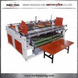 Máquina de pegado plegable modelo de la prensa del BZD