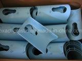 Peças plásticas moldadas costume