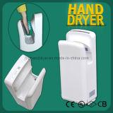 Secador derecho libre de la mano del jet, secador AK2006H de la mano de la consumición de las energías bajas