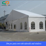 Sidewalls와 Windows (20m)를 가진 PVC Party Tent