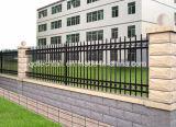 Панели загородки верхней части копья обеспеченностью стальные для сада/виллы/бассеина
