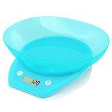 Küche-Schuppe der Hintergrundbeleuchtung-5000g/1g elektronische Digital-LCD Bluetooth mit Filterglocke