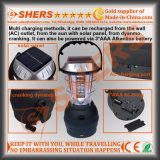 Linterna que acampa accionada solar portable de 36 LED