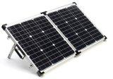 Módulo solar portable 80W con el enchufe de Anderson para acampar