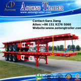 2016 SpitzenRanking 40FT Flatbed Semi-Trailer/Container Trailer für Sale
